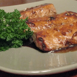 Recipe: Ginger Glazed Mahi Mahi